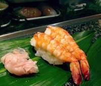 Traditionelles Japanisches Essen und Sushi